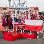 Final top 10 standings at Fiba 3×3 World CUP