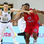 Bandirma resisted till the last seconds in front of CSKA at Gloria CUP