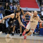 Spanoulis scored 31, all the Americans – 0 points for Olympiacos!