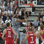 Olympiacos needing badly the win over Asvel Lyon