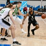 Codi Miller-McIntyre helped Joventut more than the referees did