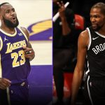 The Lakers and the Nets are fighting over old players