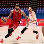 Two title contenders will face tonight: Armani Milan vs. Anadolu Efes